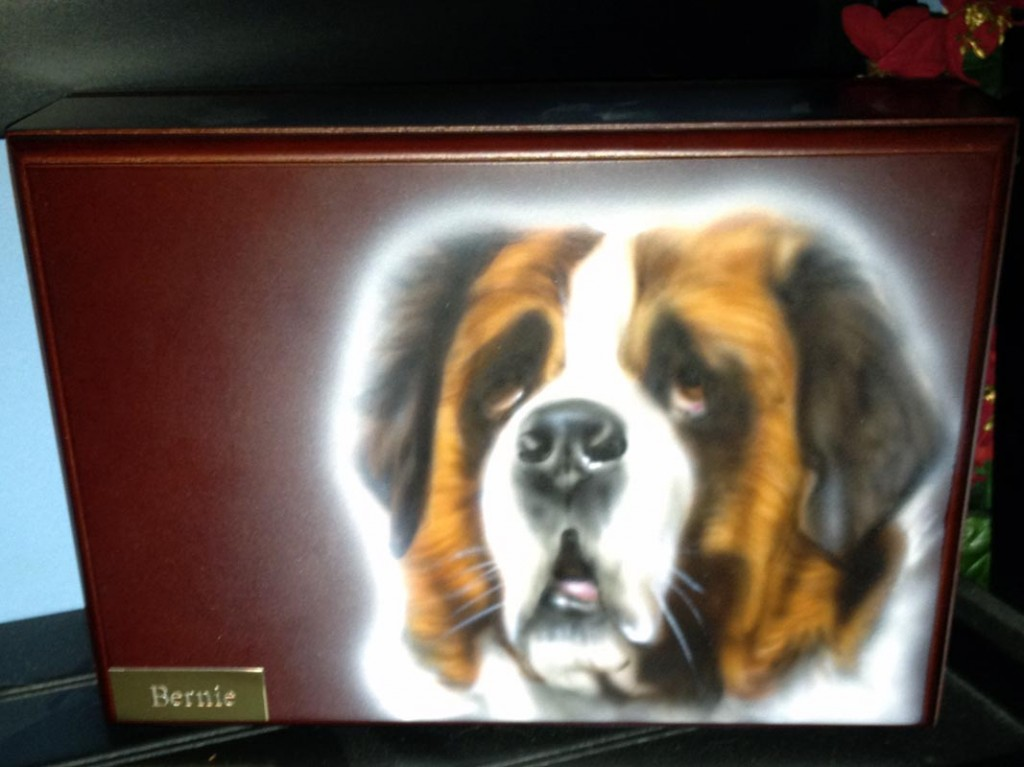 Bernie_pets_portraits_airbrushing