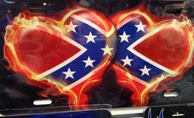 Confederate Hearts